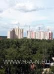 Новостройка в Балашихе. Алексеевская роща. Фото