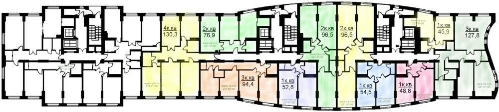 Планировка квартир в